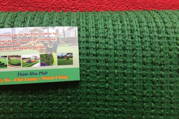 giá thảm cỏ nhân tạo lót sàn nhà hà nội